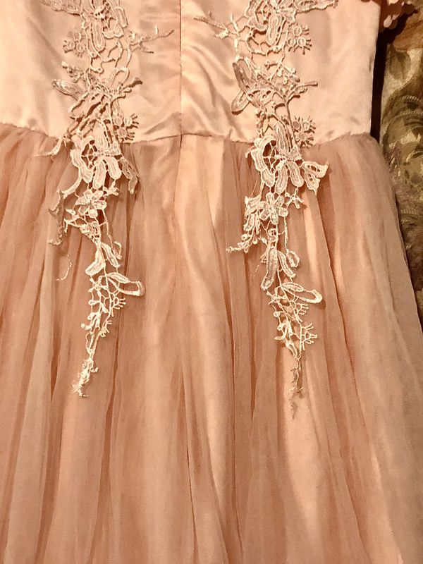 Trish Scully, Girl's size 14, Special Occassion, Pink Dress