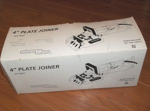 """NEW Chicago Electric Power Tools 4"""" Biscuit Plate Joiner Model 38437 for Sale in Tampa, FL"""