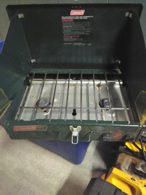 Coleman Brothers propane portable Grill for Sale in Richmond, VA