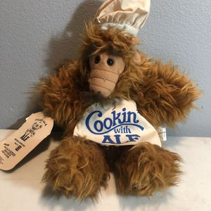1988 Vintage Alf Puppet From Burger King Rare Collectible for Sale in Chula Vista, CA