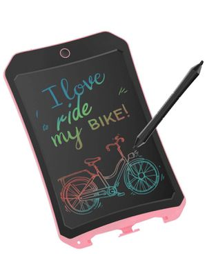 LCD Colorful Writing Tablet for Kids Toys for 3-12 Years Old Girls, 8.5'' Drawing and Writing Board with Lock Erase Button for Adults for School and for Sale in Vernon Hills, IL