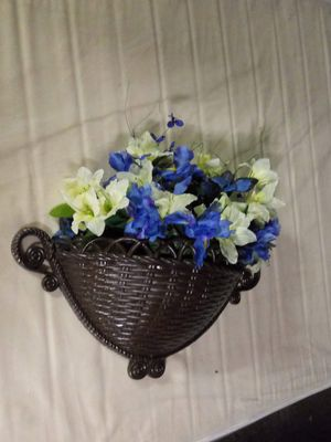 Wall Mounted Flower Pot for Sale in Lancaster, CA