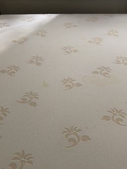 Full/queen Memory Foam Mattress With Cover for Sale in Long Beach,  CA