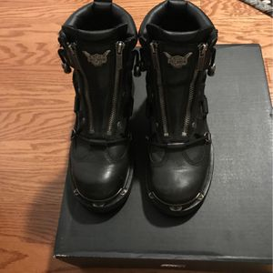 Harley Davidson Leather Boots for Sale in Middletown, CT
