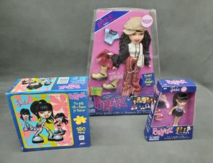 Bratz Dolls & Puzzle - New in Package - $10 for All for Sale in Goodyear, AZ
