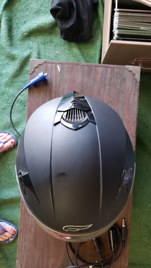 Fulmer AF 62B motorcycle helmet XL