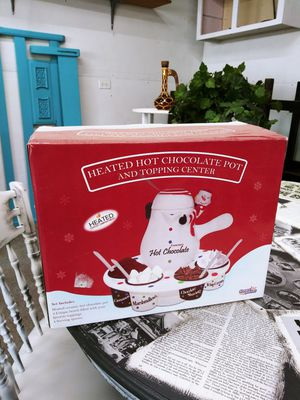 Hot Chocolate Set Brand New! for Sale in Joliet, IL