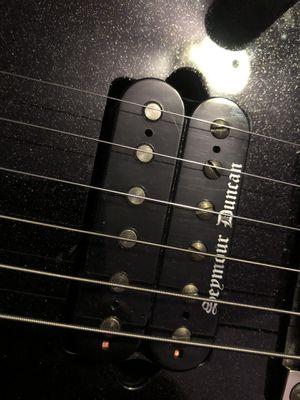 Seymour Duncan black winter trembucker for Sale in Montclair, CA
