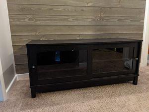 TV console stand for Sale in Everett, WA