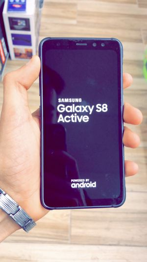 Galaxy S8 Active, 64GB, Unlocked - AT&T, T-Mobile, Cricket, Metro! for Sale in Arlington, TX