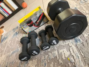 Weights set for Sale in McAllen, TX
