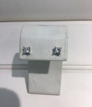 Diamond stud earrings for Sale in Grand Prairie, TX