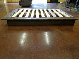 Queen bed frame for Sale in Powhatan, VA