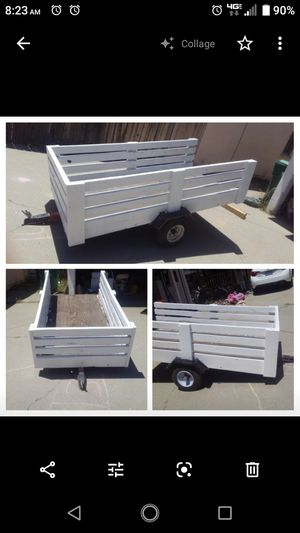 Small utility trailer $$350$$$ for Sale in Banning, CA