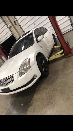 2006 Nissan Maxima need tow! for Sale in Winston-Salem, NC