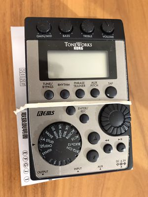 Tone Works Korg for Sale in San Diego, CA