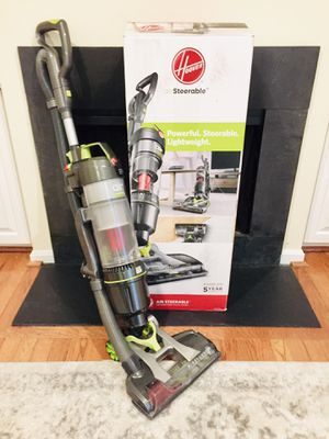 Hoover Vacuum Cleaner Air Steerable WindTunnel Bagless Lightweight Corded Upright UH72400 for Sale in MARTINS ADD, MD