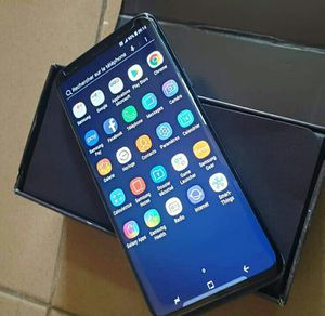 Factory Unlocked , SAMSUNG Galaxy S9+, Excellent Condition, As like New. for Sale in Springfield, VA