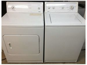 2016 Kenmore washer/dryer set for Sale in Willow Spring, NC