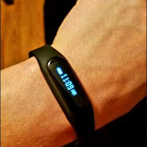 Step Counter/ Time/ Wristband for Sale in Folsom, CA