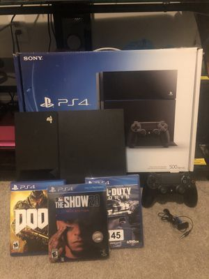 PlayStation 4 for Sale in Lanham, MD