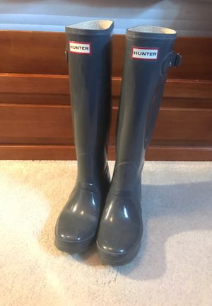 Women's Hunter Rain Boots size 8 for Sale in Englewood, CO
