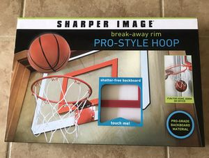 SHARPER IMAGE BASKETBALL HOOP for Sale in Temecula, CA