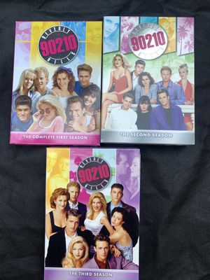 Beverly Hills 90210 DVD's for Sale in San Diego, CA