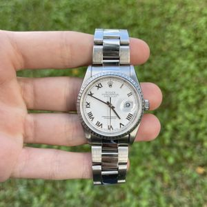 Rolex Datejust 36mm Roman numerals 2005 for Sale in Pompano Beach, FL