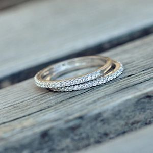 Unisex- Stamped 925 Sterling Silver Ring Set for Sale in Houston, TX