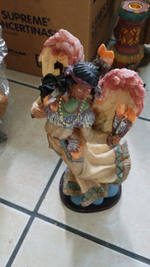 Indian angel statue for Sale in Kingsport, TN