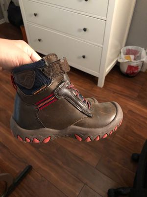 Boys size 11 weather boots for Sale in Chino Hills, CA