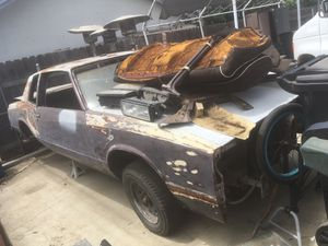 1986 Monte Carlo v6 4.3l parting out for Sale in Montclair, CA