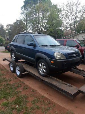 05 Hyundai Tuscan parts or whole for Sale in Lawrenceville, GA