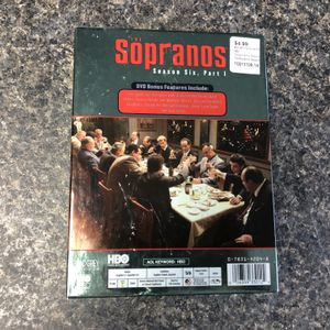 "The Sopranos ""Season Six, Part I"" DVD Box Set 10013109-14 for Sale in Tampa, FL"