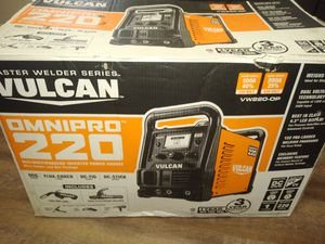 Vulcan 220 welder for Sale in Quinby, SC