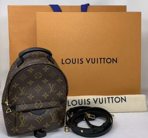 LOUIS VUITTON Monogram Palm Springs Backpack Mini for Sale in Corona, CA