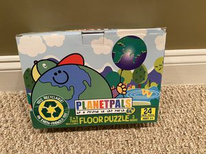 Floor puzzle for Sale in Mount Airy, MD