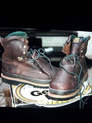 Work boots Steel toe size 11 in men brand new for Sale in Phoenix, AZ
