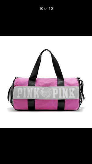 PINK duffle bag for Sale in Lakeland, FL
