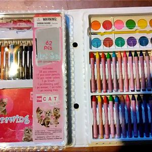 Art Set,Arts And Craft, Coloring Set for Sale in Los Angeles, CA