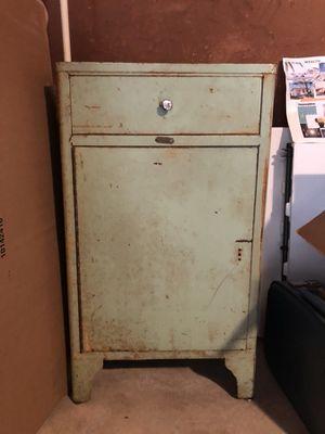 "1940's Sears locker. 20w x16d x35h"" for Sale in Austin, TX"
