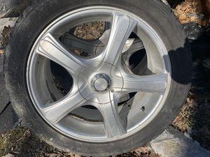 Universal 5 lug wheels. for Sale in Thorndike, ME