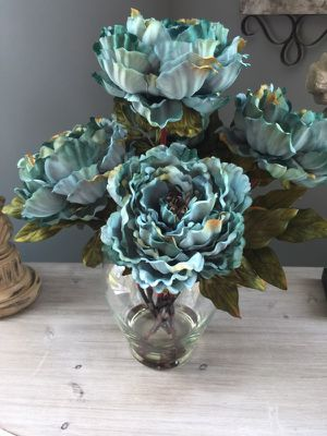 Artificial Homemade Floral Arrangement for Sale in Ashburn, VA