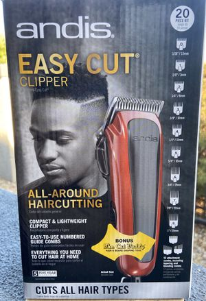 BRAND NEW Men's Andis Easy Cut Hair Clippers for Sale in Chandler, AZ