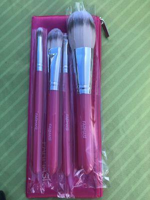 Brushes-set of Farmasi Makeup pink brushes for Sale in Nashville, TN