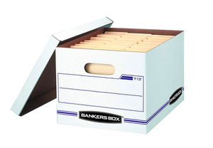 Bankers Box Stor/File Storage Box with Lift-Off Lid for Sale in Las Vegas, NV