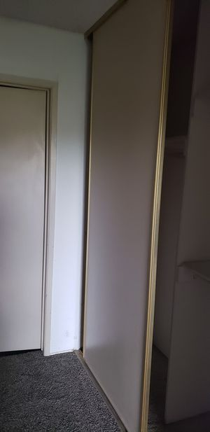 FREE- Closet Doors and Tracks (3 Sizes) for Sale in San Diego, CA