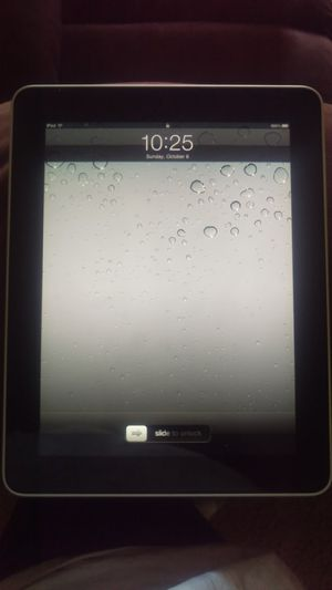 16gb iPad fresh factory reset for Sale in Coon Rapids, MN