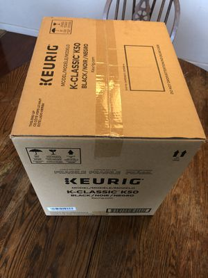 Keurig K-Classic K50 automatic coffee maker for Sale in Martinez, CA
